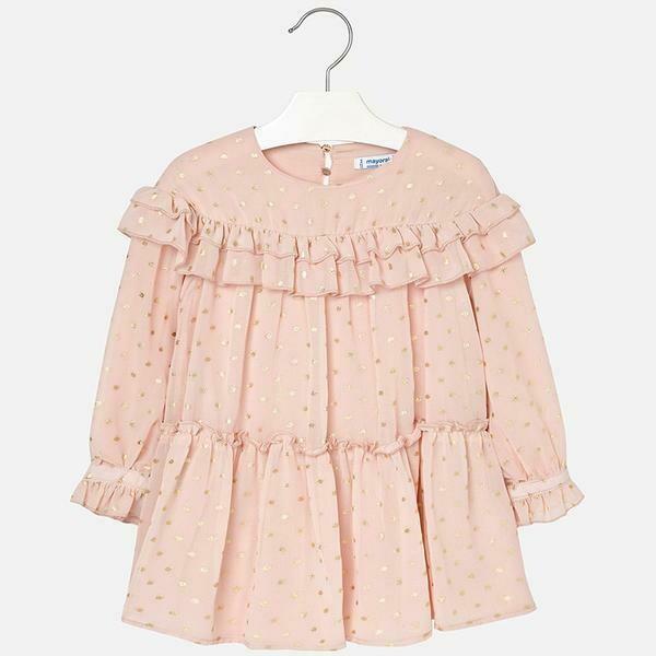 Chiffon Dress 4932-4