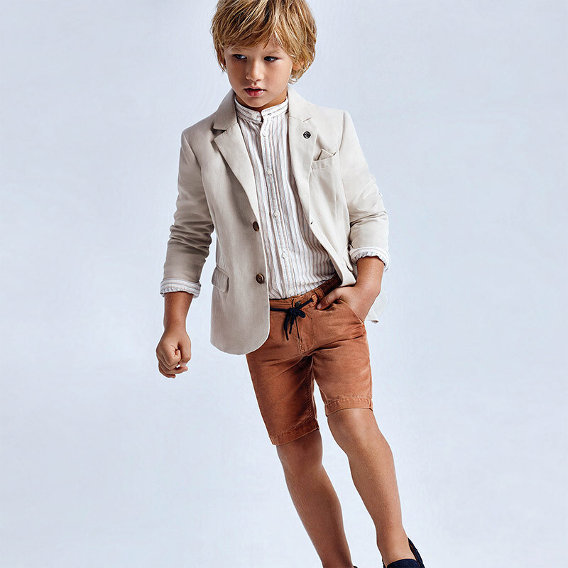 Linen Twill Shorts 3224