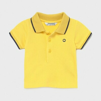 Yellow Polo Shirt 190
