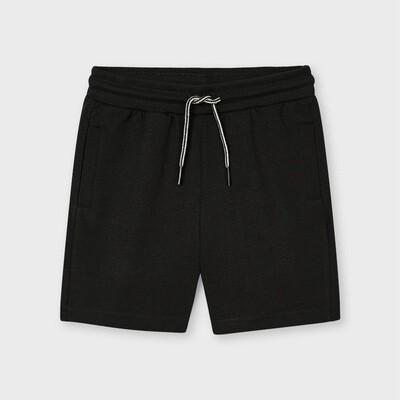 Black Sporty Shorts 611