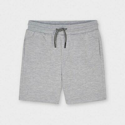 Grey Sporty Shorts 611