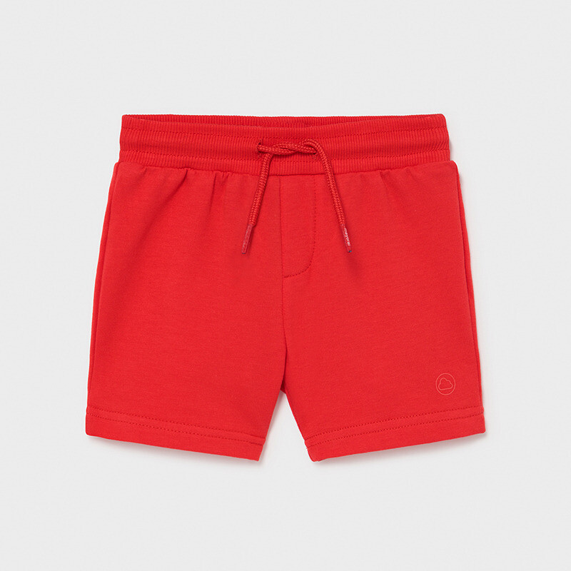 Red Play Shorts 621