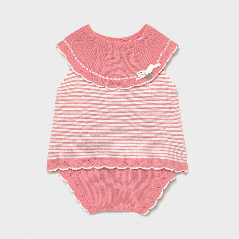 Knit Diaper Set 1298