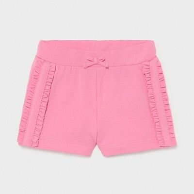 Pink Knit Shorts 1227