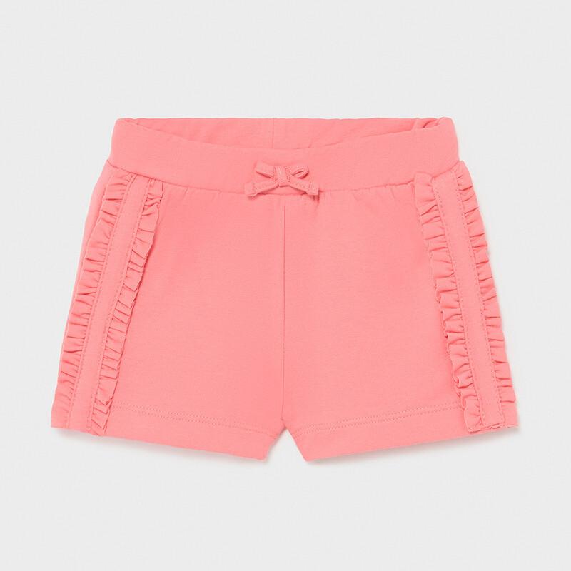 Coral Knit Shorts 1227