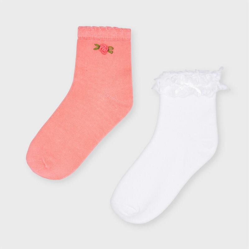 Coral Sock Set 10056