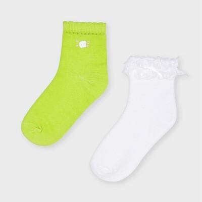 Lime Sock Set 10056