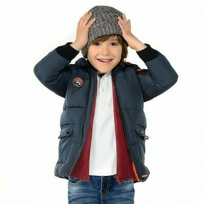 Puffy Jacket 4408-6
