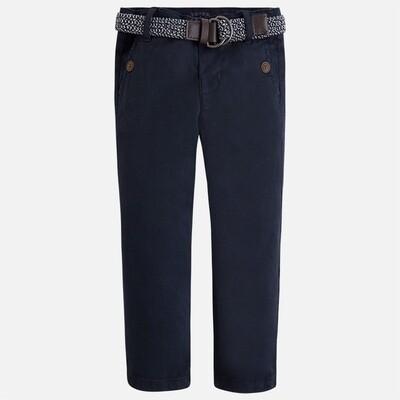 Black Belted Pants 4509-5