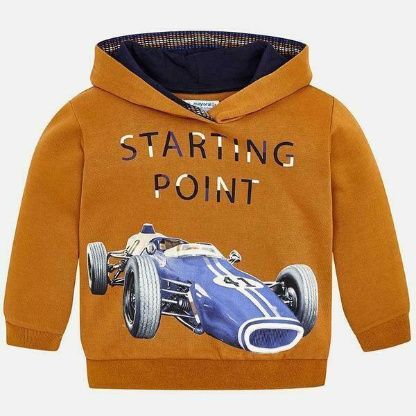 Racecar Hoodie 4434-3