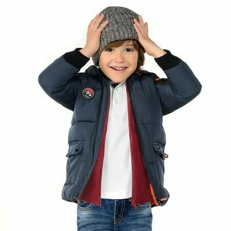 Puffy Jacket 4408-2