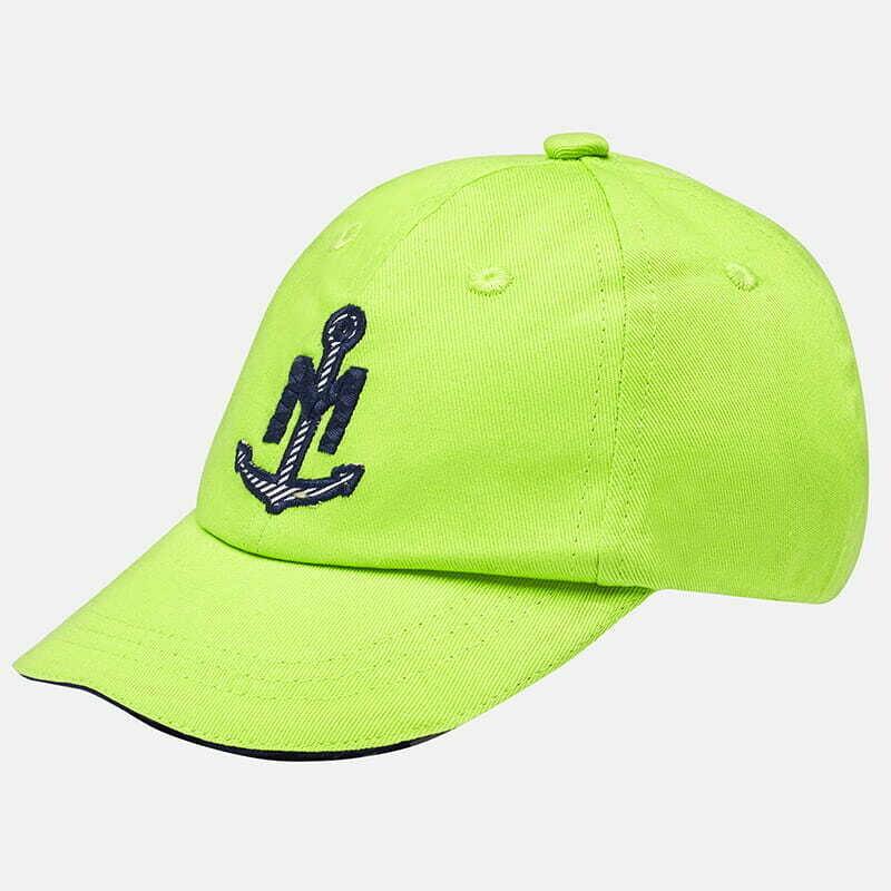 Lime Anchor Cap 10338