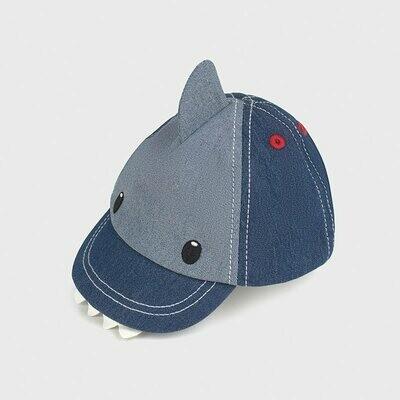 Denim Shark Cap 9380