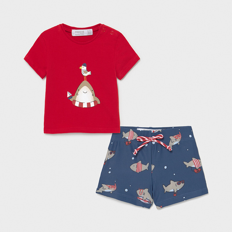 Fish Swimwear Set 1652