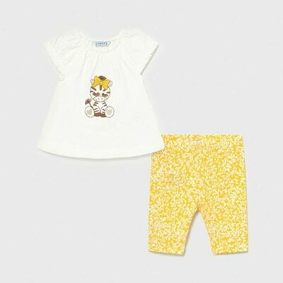 Tiger Leggings Set 1708