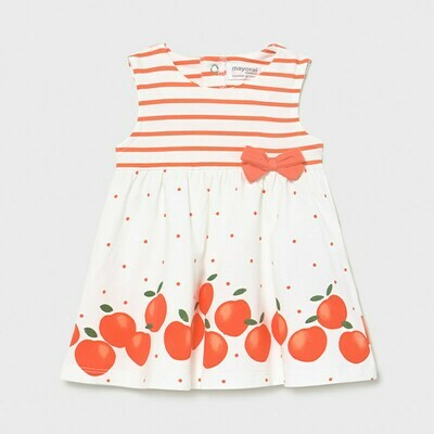 Peachy Knit Dress 1811
