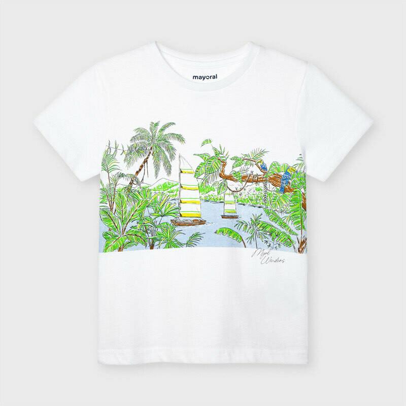 Landscape T-Shirt 3051
