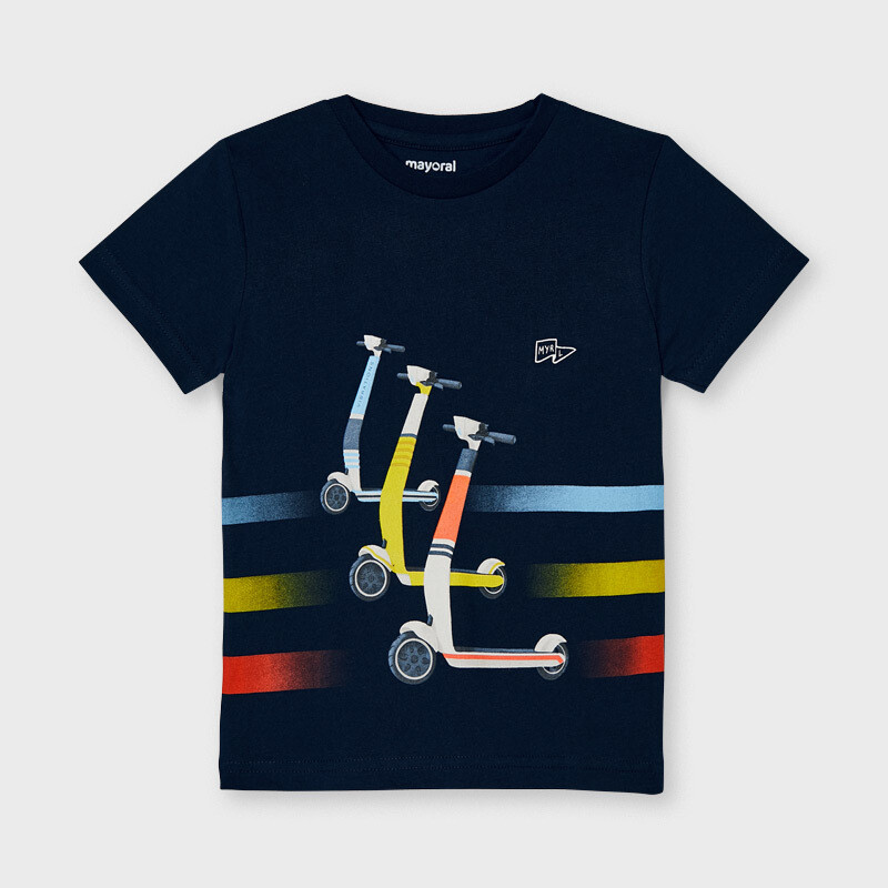 Scooters T-Shirt 3037