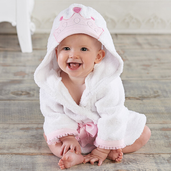 Little Princess Spa Robe