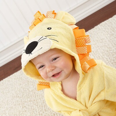 Big Top Lion Robe