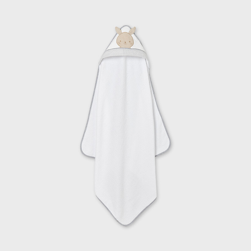 Neutral Bunny Towel 9918
