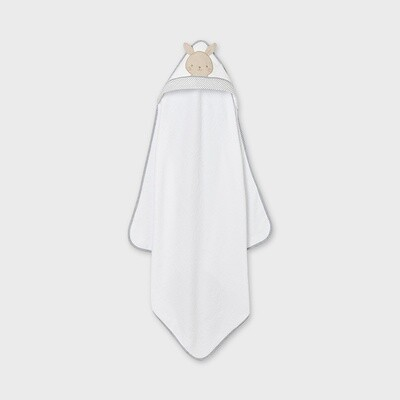 Neutral Bunny Towel 9918