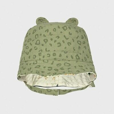Green Reversible Hat 9372