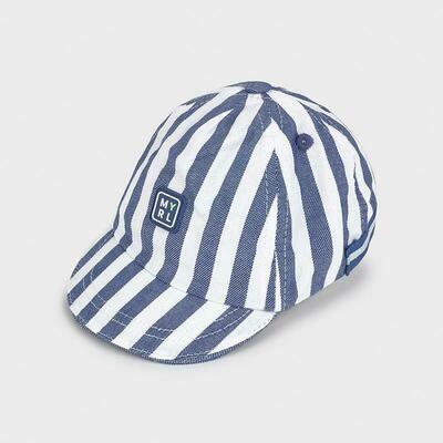 Striped Cap 9379