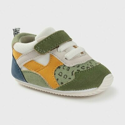 Jungle Green Sneakers 9399