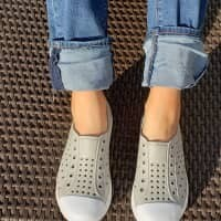 Gray Water Shoes