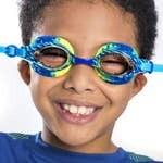 Prehistoric Times Swim Goggles