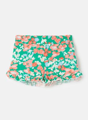 Amara Floral Shorts
