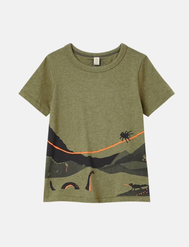 Ben T-Shirt - Loch Ness