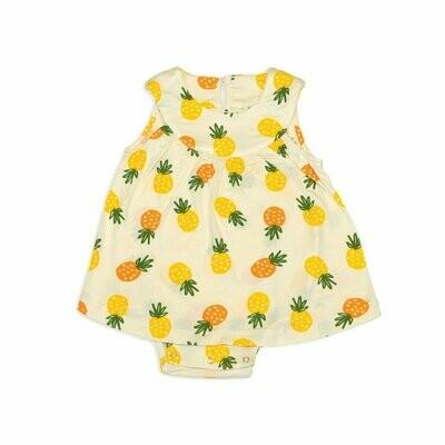 Pineapple Bobysuit WF4298