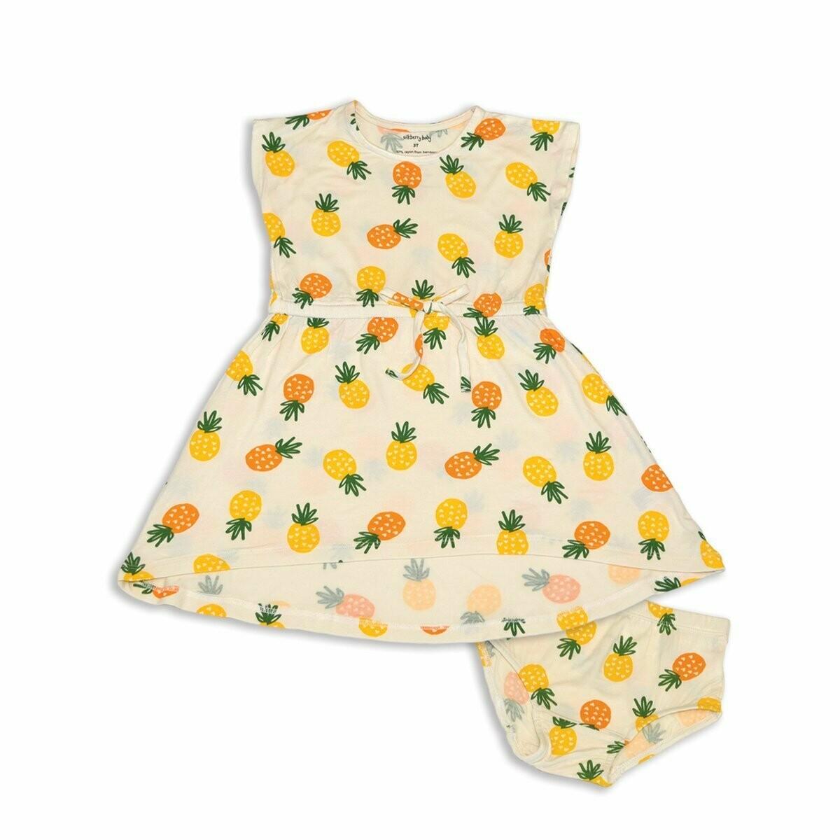 Pineapple Dress Set WF4299