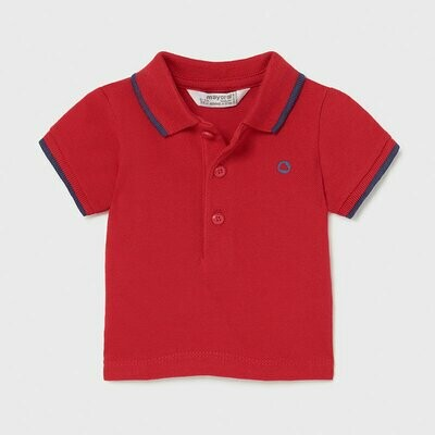 Red Polo Shirt 190