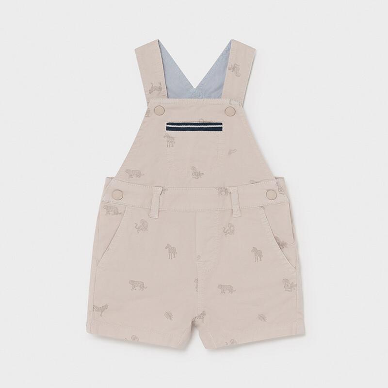 Tan Short Overalls 1663
