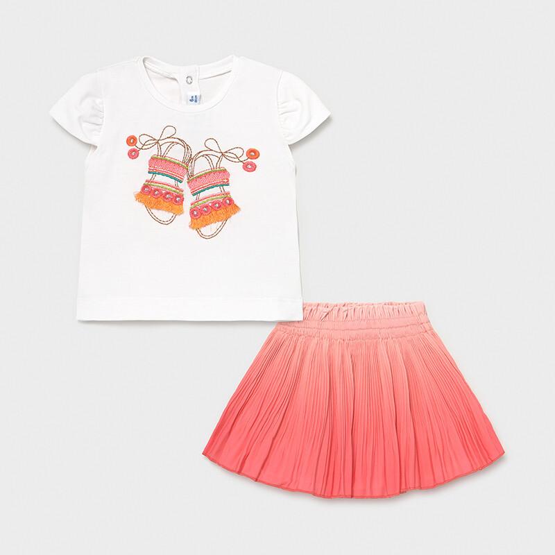 Pleated Skirt Set 1996
