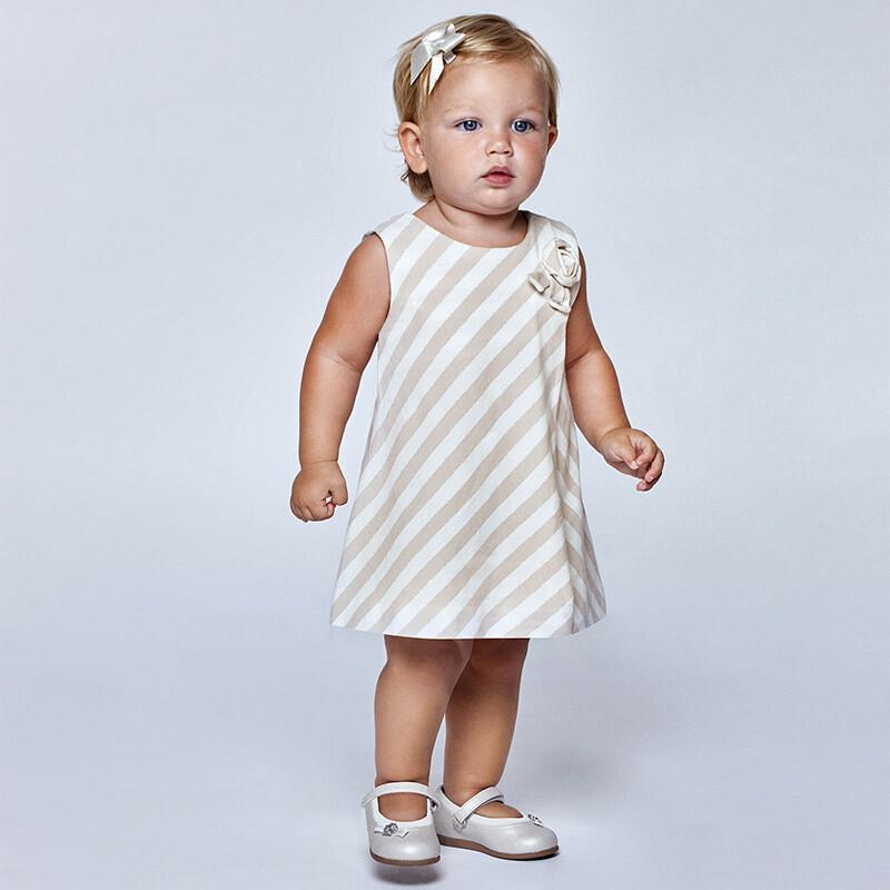 Stripes Dress 1964