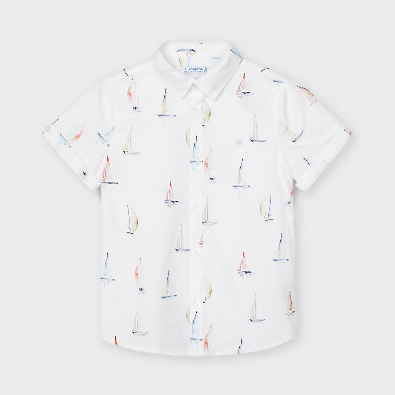 Sailboat Shirt 3120