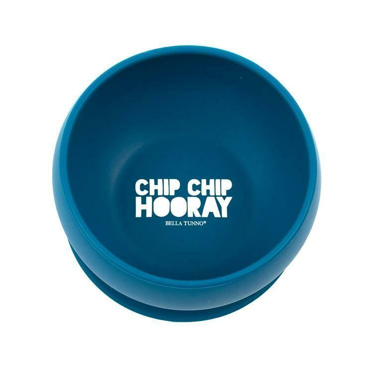 Chip Chip Hooray Bowl