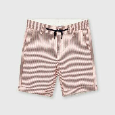 Red Stripe Shorts 3229
