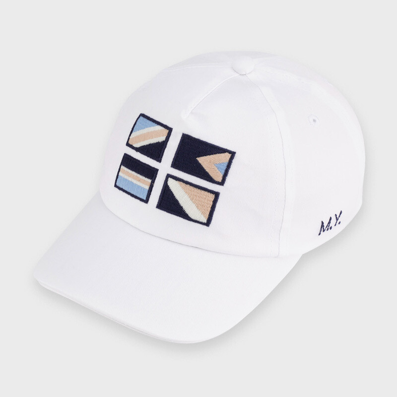 White Flag Cap 10066
