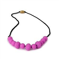 Chelsea Necklace - Fuchsia