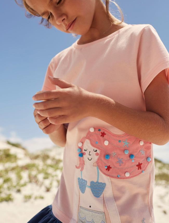 Astra Mermaid Shirt