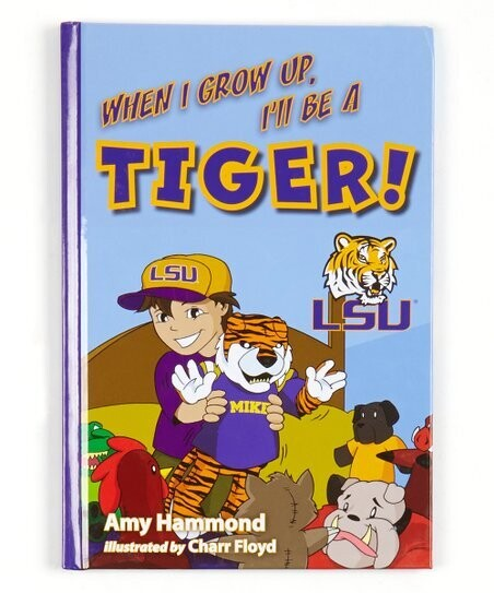 When I Grow Up, I'll Be A Tiger