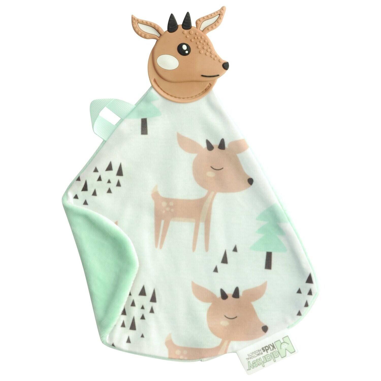 Dainty Deer Munch-it Blanket