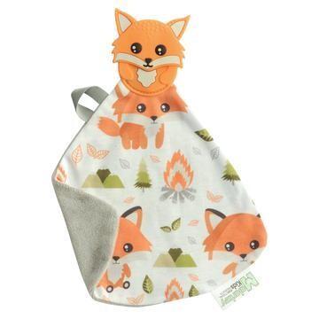 Friendly Fox Munch-it Blanket