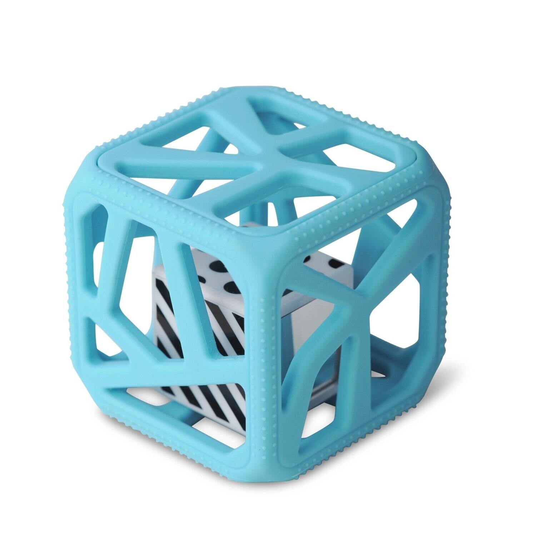 Blue Chew Cube