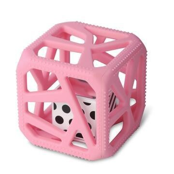 Pink Chew Cube